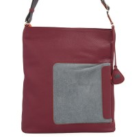 Havana Large Crossbody Chianti