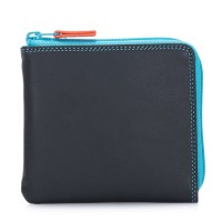 Small Zip Around Wallet Black Pace