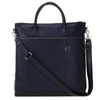 Livorno Large Shopper Black