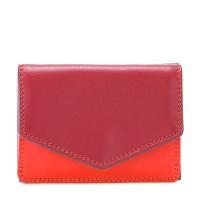 Tri-fold Leather Wallet Vesuvio