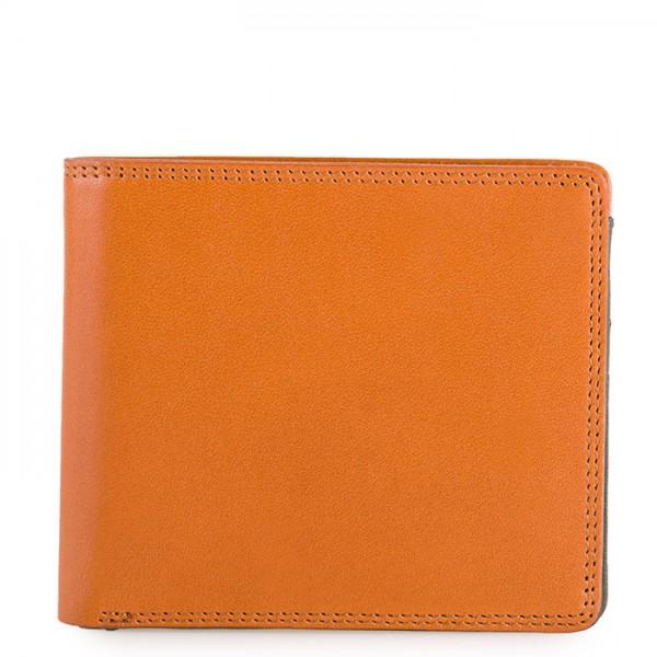 RFID Standard E/W Men's Wallet Tan-Olive