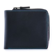 Standard Wallet w/Zip Section Black Pace