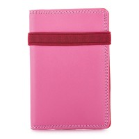 Slim Credit/Business Card Holder Ruby