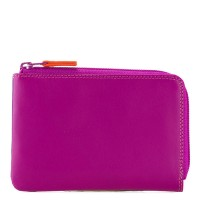 Zip Around Wallet Sangria Multi