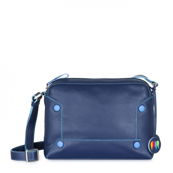 Madrid Small Camera Bag Blue