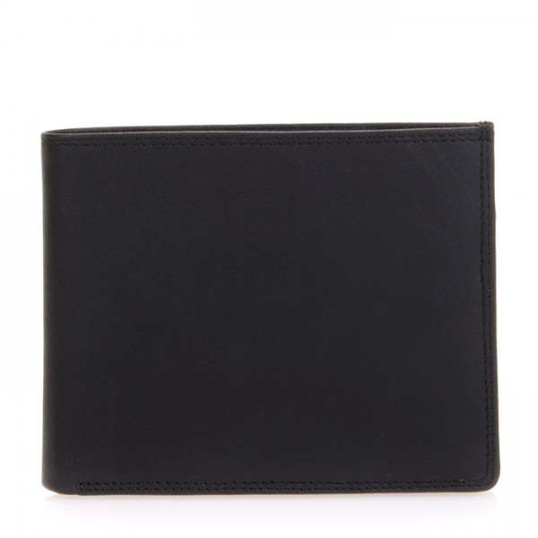 Large Men's Wallet w/Britelite Black