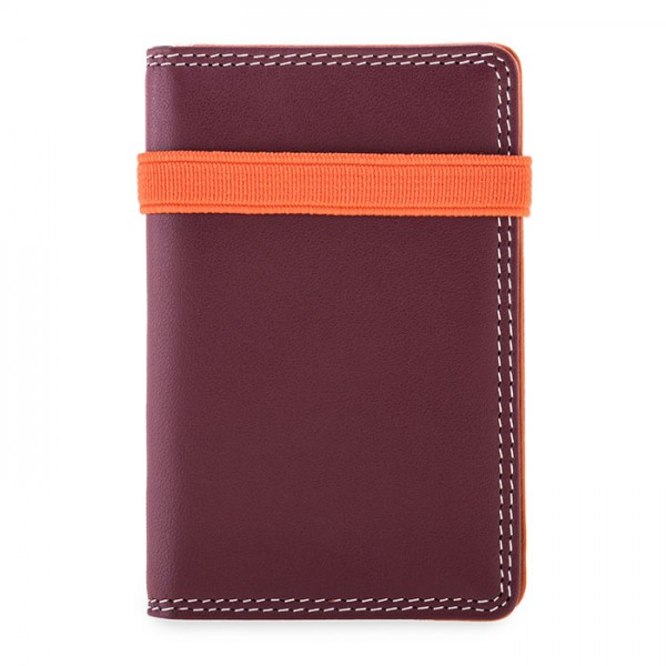 Slim Credit/Business Card Holder Chianti