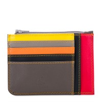 Slim Credit Card Holder with Coin Purse Fumo