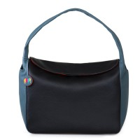 Lima Twin Handle Hobo Black
