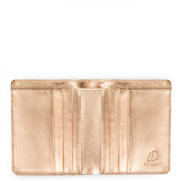 Standard Wallet Olive Rose-Gold