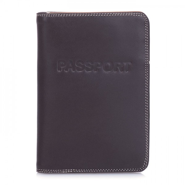 RFID Passport Cover Mocha