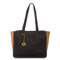 Borsa Shopping Rhodes Marrone
