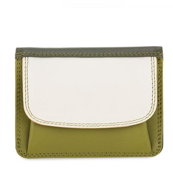 Mini Tri-fold Wallet Olive