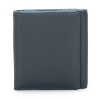 Classic Wallet w/Coin Tray Smokey Grey