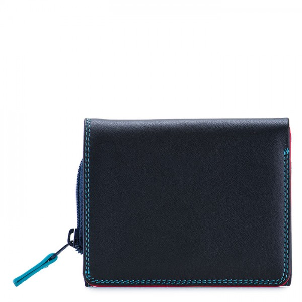 Flapover Coin Purse Black Pace