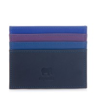 Double Sided Credit Card Holder Kingfisher
