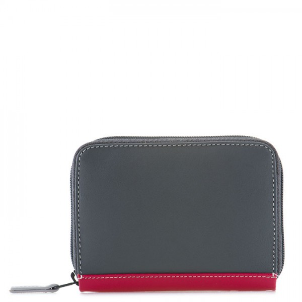 Zipped Credit Card Holder Storm