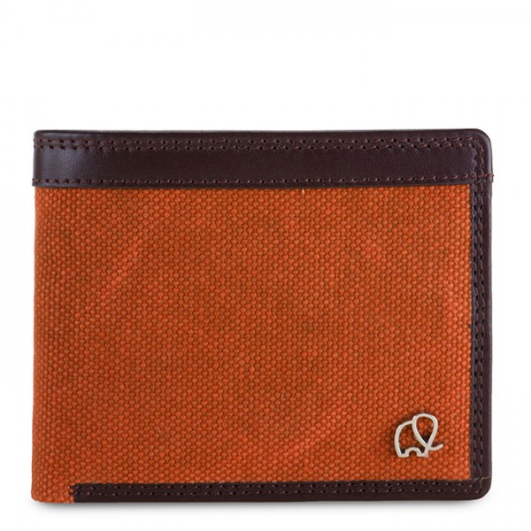 Matera Standard Wallet Chestnut