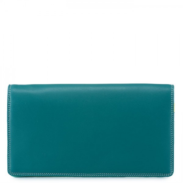 Large Wristlet Wallet Mint