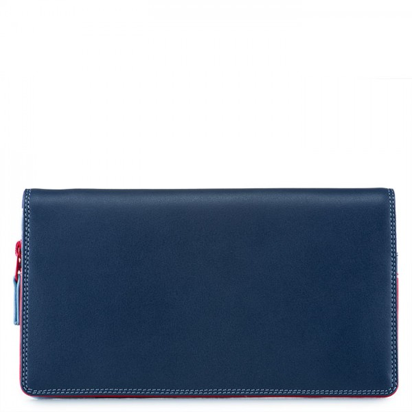 Large Wristlet Wallet Royal
