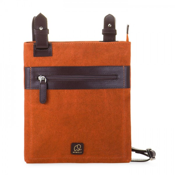 Matera Cross Body Chestnut