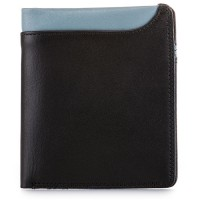 Greenwich Medium Standard Wallet Black
