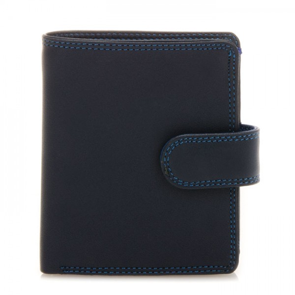 Tri-fold Tab Wallet Kingfisher