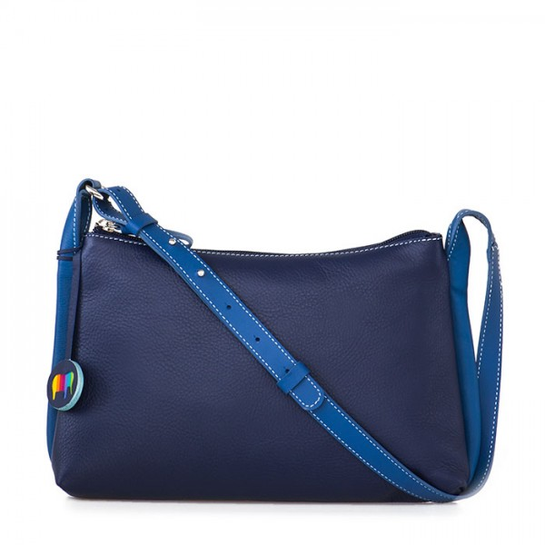Lima E/W Shoulder Bag Navy