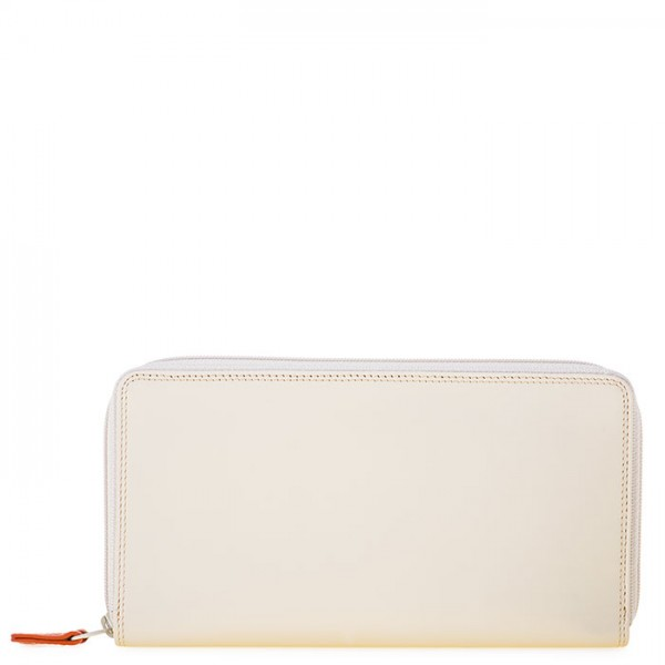 Large Double Zip Wallet Puglia