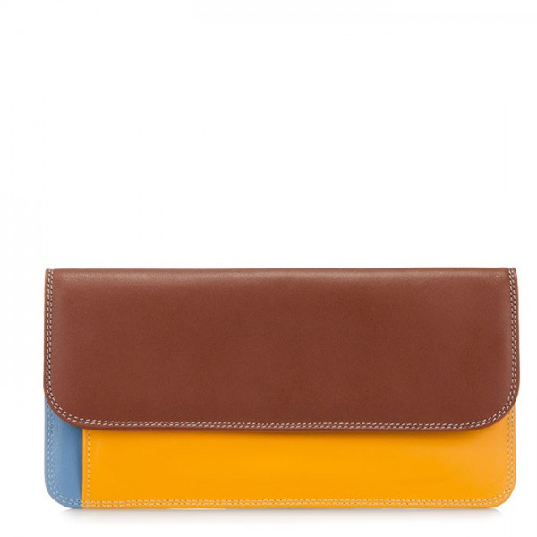 Simple Flapover Purse/Wallet Siena