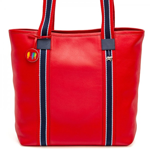 San Diego Tote Red