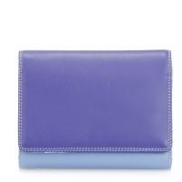 Medium Wallet w/Inner Leaf Lavender