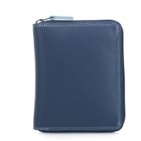 Zip Around CC Wallet Royal
