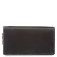 Large Wristlet Wallet Mocha