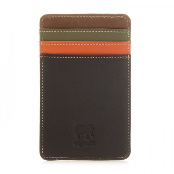 N/S Credit Card Holder Safari Multi