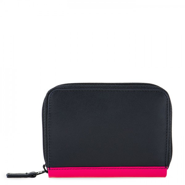 Zipped Credit Card Holder Burano