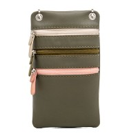 Travel Neck Purse Olive