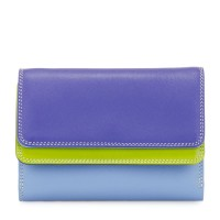 Double Flap Purse/Wallet Lavender