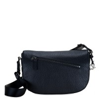 Amalfi Medium Cross Body Black