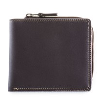 Standard Wallet w/Zip Section Safari Multi
