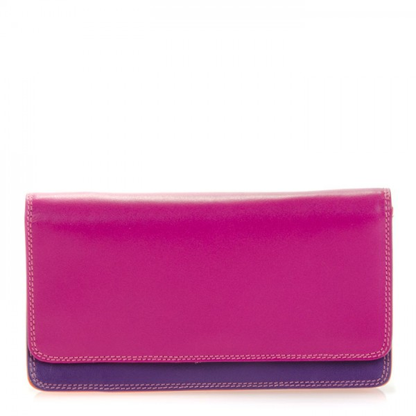 Medium Matinee Wallet Sangria Multi