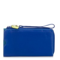 Zip Round Multi Purse with Wristlet Seascape