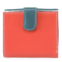 Tab and Flap Wallet Urban Sky