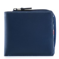 Standard Wallet w/Zip Section Royal
