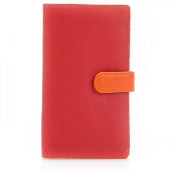 Large Tab Tri-fold Wallet Jamaica