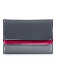 Double Flap Purse/Wallet Storm