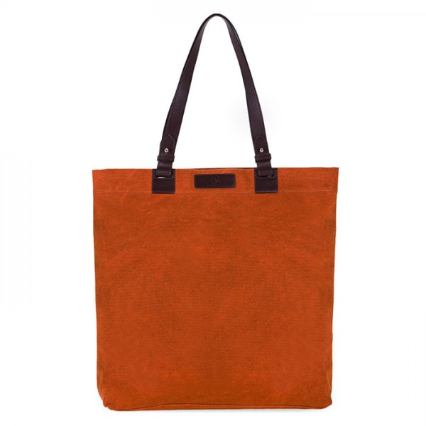 Matera N/S Shopper Chestnut