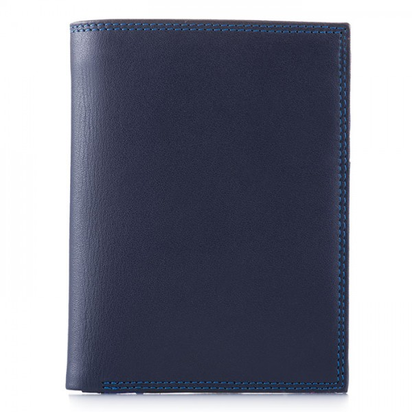 Men's Wallet w/Zip Section Kingfisher