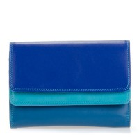Double Flap Purse/Wallet Seascape