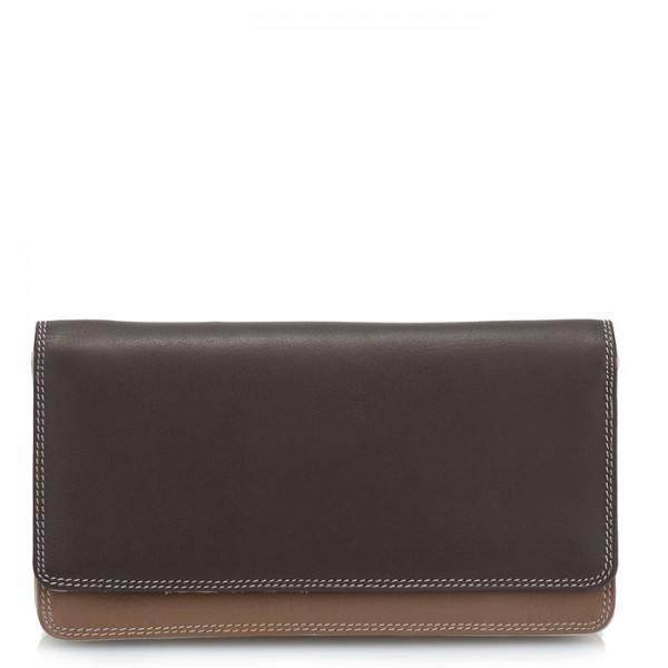 Medium Matinee Wallet Mocha